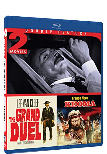 The Grand Duel/Keoma (Spaghetti Western Double Feature) [Blu-ray]