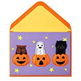 Halloween Card by Papyrus Cards Halloween Costumes for Your Fingers