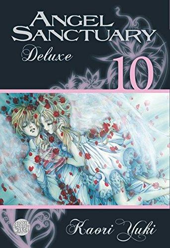 Angel Sanctuary Deluxe 10 Gebundenes Buch – 22. Dezember 2012 Kaori Yuki Nina Olligschläger Carlsen 3551793107
