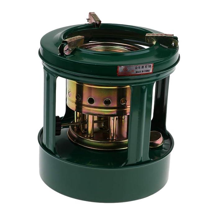 Baoblaze Estufa de Combustible Calentador de Comida Handy Portable Queroseno Diesel Alcohol: Amazon.es: Deportes y aire libre