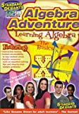 The Standard Deviants - Algebra Adventure (Learn Algebra Basics)