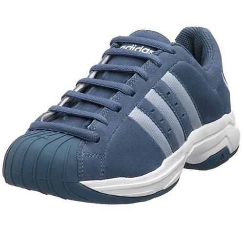 new style c18b9 421c8 Amazon.com   adidas Women s Superstar 2G Suede Basketball Shoe, Slate Haze,  5.5 M   Basketball