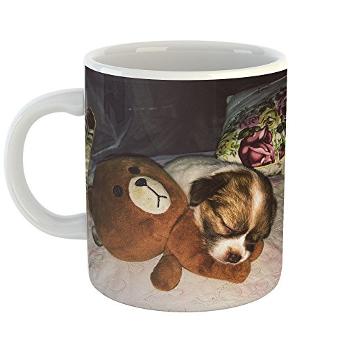 Hound Dog Sweet Tea - Westlake Art - Dog Puppy - 11oz Coffee Cup Mug - Modern Picture Photography Artwork Home Office Birthday Gift - 11 Ounce (895C-F7297)