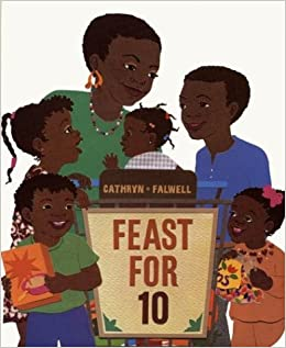 Image result for feast for 10 board book