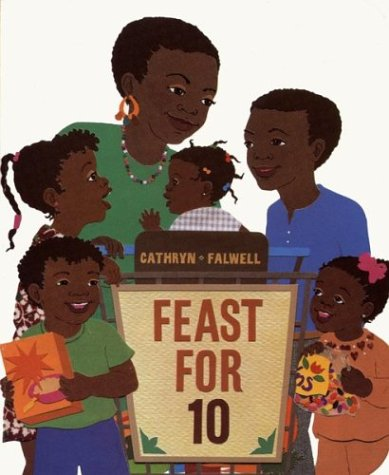 Feast for 10 by Cathryn Falwell