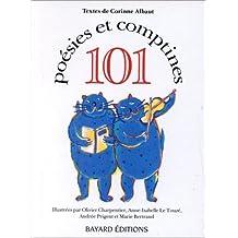 101 POESIES ET COMPTINES