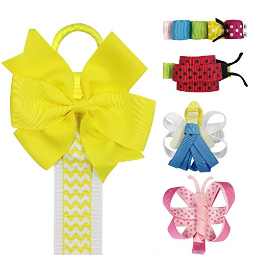 Wrapables Ribbon Sculpture Chevron Holder