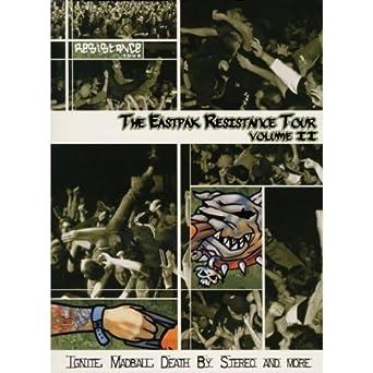 eastpak resistance tour