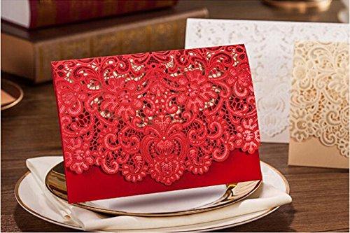 Red Wedding Invitations Amazon – Red Wedding Invites