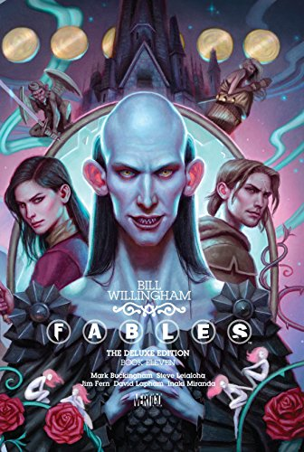 Fables: The Deluxe Edition Book Eleven for sale  Delivered anywhere in USA
