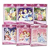 Disney Princess 100-Piece Jigsaw Puzzle, A Set of 6 Puzzles