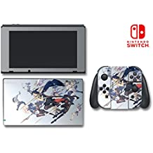 Fire Emblem Awakending Radiant Dawn Anime Video Game Vinyl Decal Skin Sticker Cover for Nintendo Switch Console System
