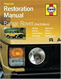 Restoration Manual Land Rover, Dave Pollard, 1859608272