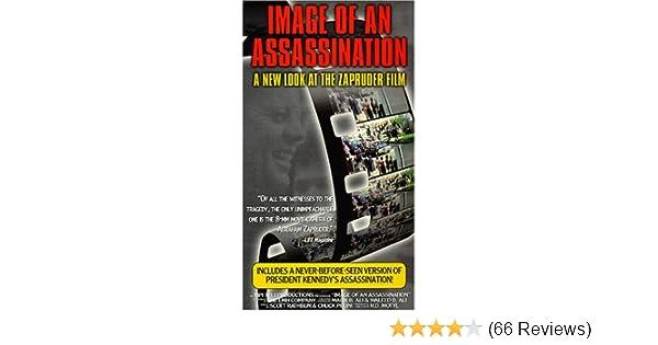 Amazon.com: Image of an Assassination: Zapruder Film [VHS]: Peter ...