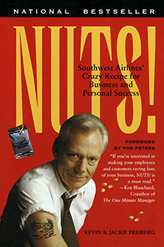Pdf Transportation Nuts!: Southwest Airlines' Crazy Recipe for Business and Personal Success
