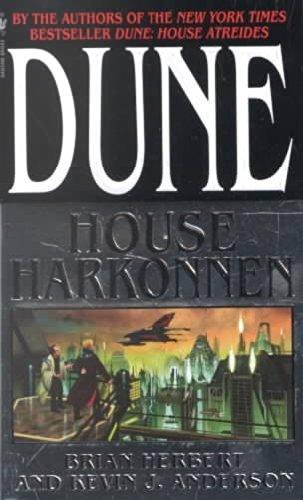 Read Online Dune: House Harkonnen pdf epub