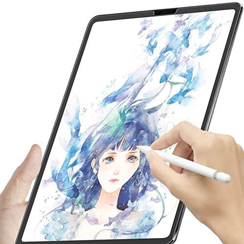 「PCフィルター専門工房」iPad Pro 11用 ペーパーライク フィルム 紙のような描き心地 反射低減 アンチグレア 貼り付け失敗無料交換 保護フィルム(iPad Pro11)