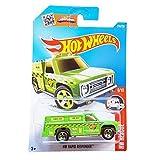 Hot Wheels HW Rescue 6/10 HW Rapid Responder 21/250, Long Card by Mattel