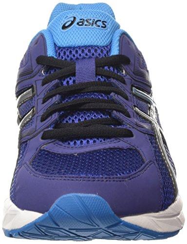 Asics Gel Contend 3 Heren Hardlopen Sneakers / Schoenen Blauw