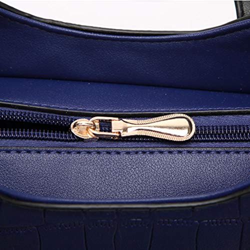 Elégant Travail Chic À Bandoulière Main Or Ville Epaule Shopper sac Femme Multiples Audburn Sac Porté Mode Poches Sac x0qzFF