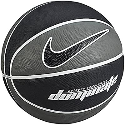 Nike Nk Dominate Balón, Unisex, Gris/Negro/Blanco (Dark Grey/Black ...