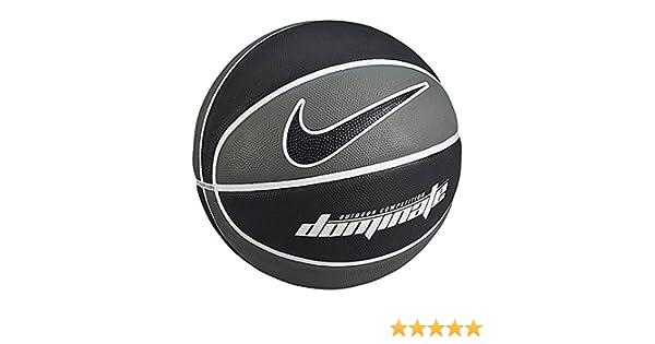 Nike Nk Dominate Balón, Unisex, Gris/Negro/Blanco (Dark Grey/Black ...