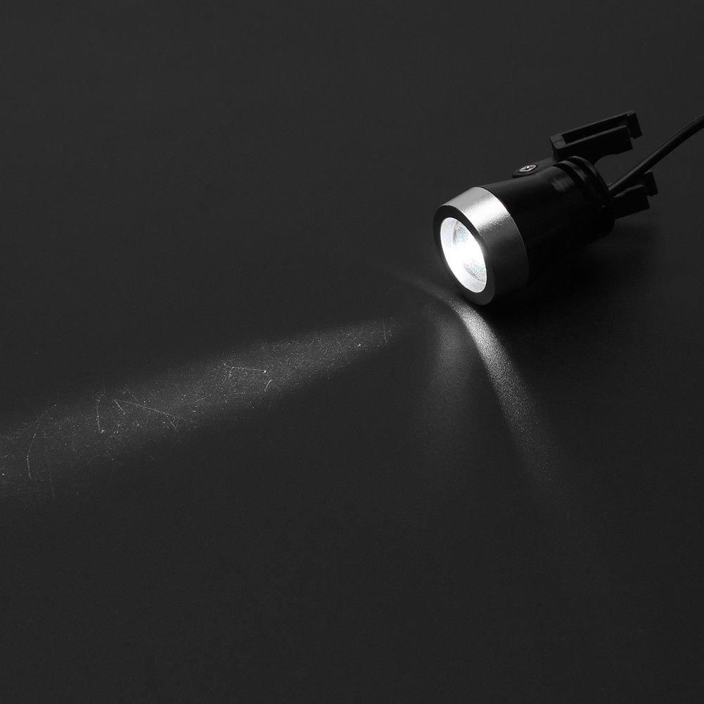 BoNew USA Dental LED Head Light Lamp headlight for Surgical Loupes Glasses