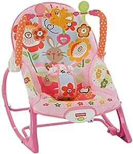 كرسي هزاز للاطفال من فيشر برايس - متعدد الالوان، Y8184