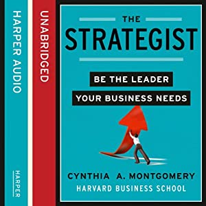 The Strategist Audiobook