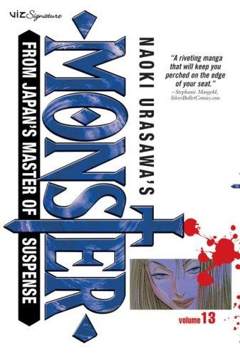 Naoki Urasawa's Monster, Vol. 13 pdf epub