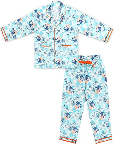 d300cee429c1 ShopMozo Pure Cotton Printed Night Suit for Boys Top and Bottom ...