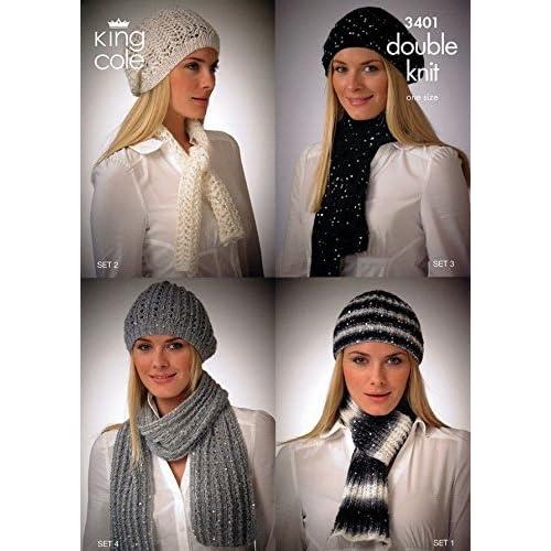 Hat Knitting Patterns Amazon