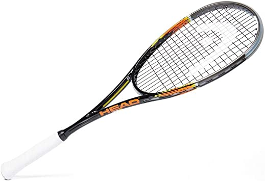 Amazon.com: Head Graphene xenón 135 Raqueta de squash ...