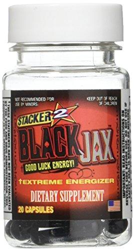 Stacker 2 Black Jax, Capsules, 20 capsules