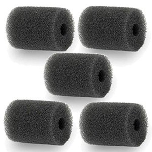 5 Pack Polaris 180 280 360 380 Pool Cleaner Sweep Hose Tail Scrubber 9-100-3105