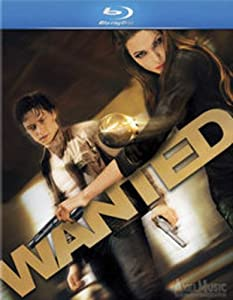 Wanted [Blu-ray] by Universal Studios Home Entertainment