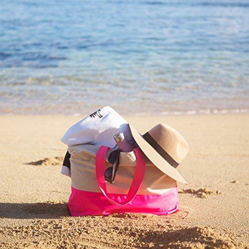 Microfiber Beach Towel - bag