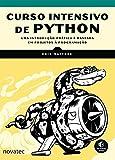 capa de Curso Intensivo de Python: Uma Introdução Prática e Baseada em Projetos à Programação