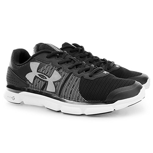 Under Armour UA Micro G Speed Swift Herren Laufschuhe Black