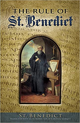The rule of st benedict dover books on western philosophy st the rule of st benedict dover books on western philosophy st benedict cardinal gasquet 9780486457963 amazon books fandeluxe Images