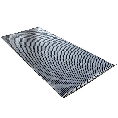 2008 Ford F150 Trucks (BDK Heavy-Duty Utility Truck Bed Floor Mat - Thick Rubber Cargo Mat)