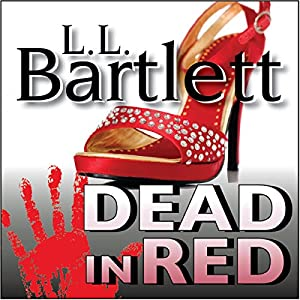 Dead in Red Audiobook