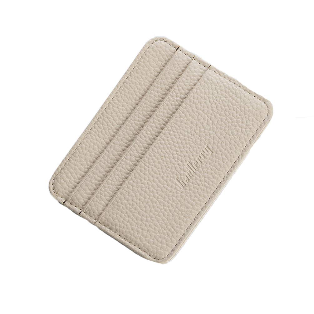 Mini Slim Wallet for Male and female Credit Card Holder Slots Wallet With ID Window