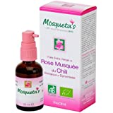Mosqueta's - Olio di Rosa muschiato extra vergine, per rughe, cicatrici, smagliature, 30 ml