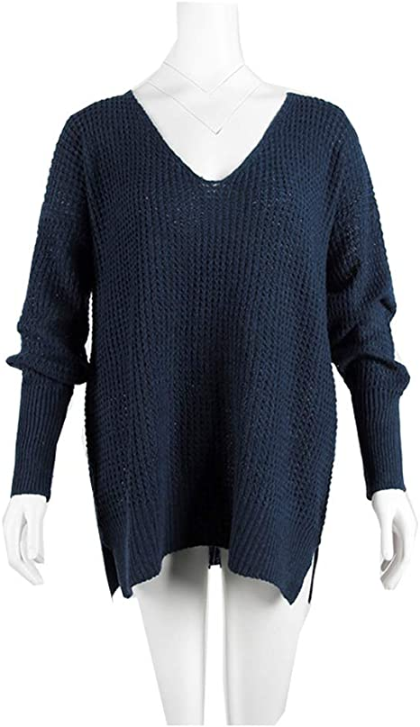 Jumpers Clothing Ladies Knitwear Outwear Thick Top S XXXL