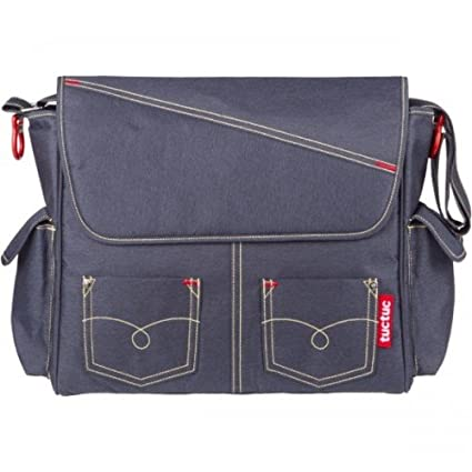 Tuc Tuc Bolso Madre Jeans Life in the Air: Amazon.es: Bebé