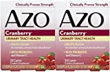 Azo: Urinary Tract Health Cranberry, 50 tabs (2 pack) Review