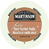Martinson Coffee, Hazelnut Vanilla Decaf, 24 Single Serve RealCups
