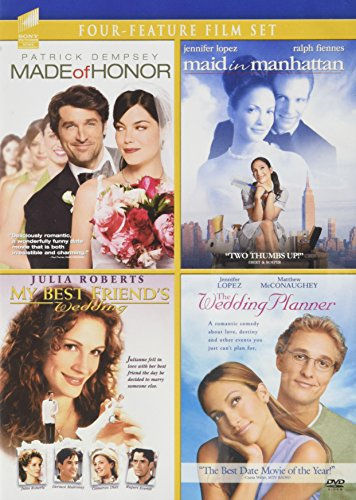 Made of Honor / Maid in Manhattan / My Best Friend's Wedding / Wedding Planner, the - Set ()