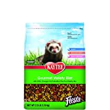 Kaytee Fiesta Ferret Food, 2.5-lb bag